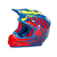 Fly Racing F2 Carbon MIPS Zoom Helmet Blue
