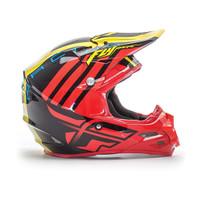 Fly Racing F2 Carbon MIPS Zoom Helmet Red 1