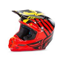 Fly Racing F2 Carbon MIPS Zoom Helmet Red