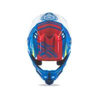 Fly Racing F2 Carbon MIPS Trey Canard Replica Helmet Blue 1