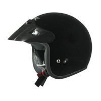 AFX Youth FX-75Y Helmet - Solid Black