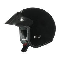AFX Youth FX-75Y Helmet - Solid Black