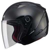 G-Max OF77 Helmet - Solid Black