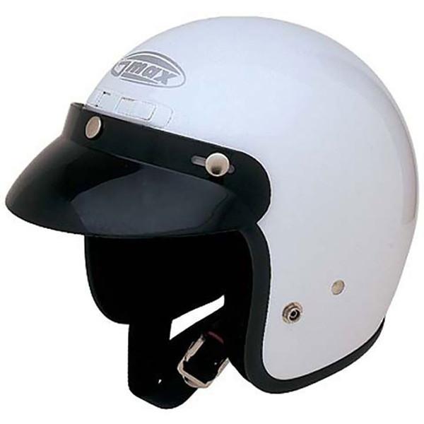 G-Max GM2 Youth Helmet White