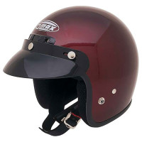 G-Max GM2 Youth Helmet Wine