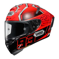Shoei X-14 Marquez 4 Helmet Red