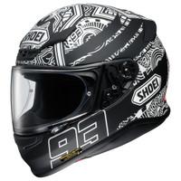 Shoei RF-1200 Marquez Digi Ant Helmet Black