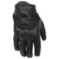 Black Brand Tech Rider Gloves Black