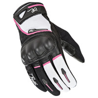 Joe Rocket Super Moto Women's Gloves Black