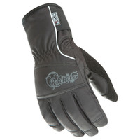 Joe Rocket Ballistic 7.0 Women's Gloves Black Upper Side View