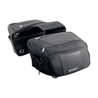 Kuryakyn Gran Throw Over Saddlebags Both Bags View