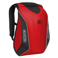 Ogio No Drag Mach 5 Backpack Red