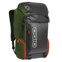 Ogio Throttle Backpack Green