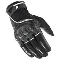 Joe Rocket Super Moto Gloves White