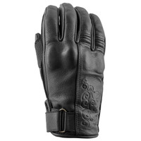 Speed & Strength Women's Black Heart Gloves Black