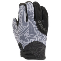 Speed & Strength United By Speed Gloves Gray