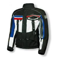 Olympia Ranger Jacket Blue Front Pocket Opening