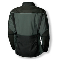 Olympia Ranger Jacket Gray Back Side View