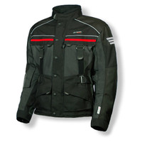 Olympia Ranger Jacket Gray Front Side View