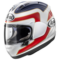 Arai Corsair X Spencer Helmet Front Side View