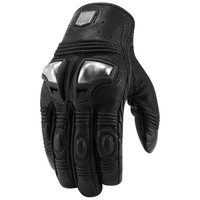 Icon 1000 Retrograde Gloves Black