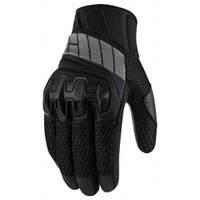 Icon Overlord Women's Mesh Gloves Black