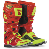 Answer SG12 Boots by Gaerne Red