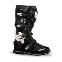 Fly Racing Sector Black Boots 2