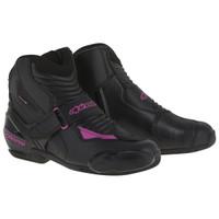 Alpinestars Women's Stella SMX-1 R Boots Pink