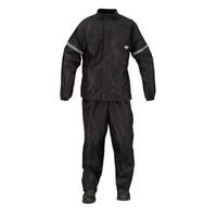 Nelson Rigg Weatherpro Rain Suit Black