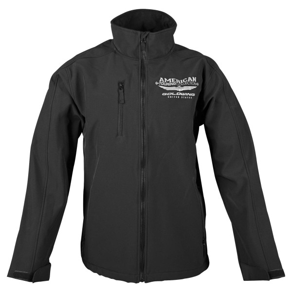 honda collection goldwing soft mens shell jacket