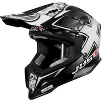 Just 1 J12 MISTER X Helmet Black