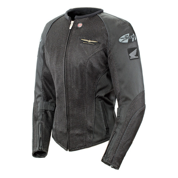 Joe Rocket Women's Goldwing Skyline 2.0 Jacket Black