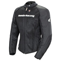 Honda Speedmesh Women's Jacket Black 1