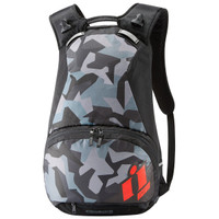 Icon Stronghold Backpack Red