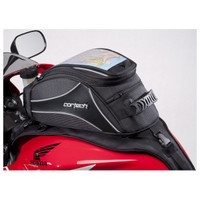Cortech Super 2.0 12-Liter Strap Mounted Tank Bag 2