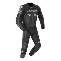 Joe Rocket Speedmaster 5.0 Two Piece Race Suit Black