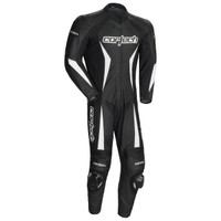Cortech Latigo RR 2.0 1-Piece Race Suit black