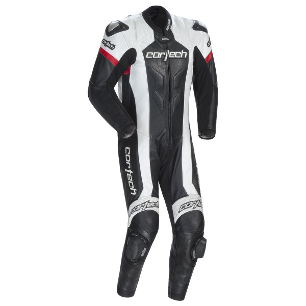 Cortech Adrenaline RR One-Piece Race Suit Black