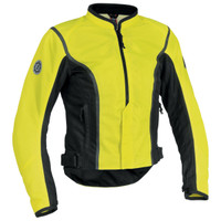 Firstgear Contour Mesh Womens Jacket Yellow