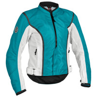 Firstgear Contour Mesh Womens Jacket Blue