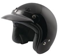 Zox Classic Junior Solid Helmets Black