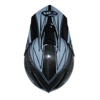 Zox Matrix Carbon Abyss Helmets Grey 1