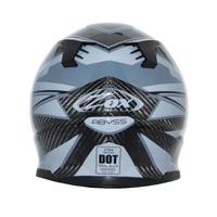 Zox Matrix Carbon Abyss Helmets Grey 2