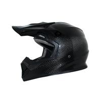 Zox Matrix Carbon Solid Helmets Black