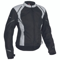 Firstgear Mesh Tex Womens Jacket Black