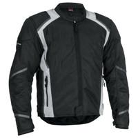 Firstgear Mesh-Tex Jacket Black