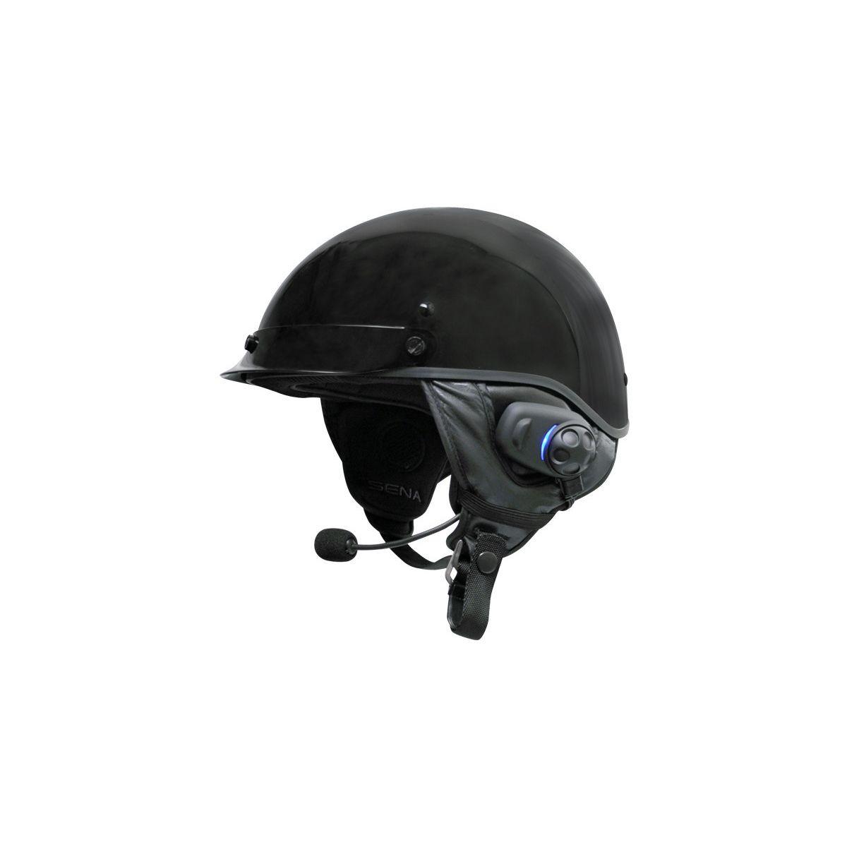 eee0e3a63b3 Harley Half Helmet And Boom Audio Headset Harley Davidson Forums. Sena  Sph10h Fm Bluetooth Intercom With Dual Fm Tuner