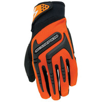 Scorpion Skrub Gloves  Orange