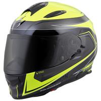 Scorpion EXO-T510 Tarmac Helmet Yellow